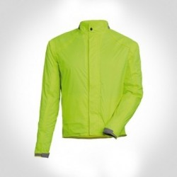 Giacca Nano Rain Plus Fluo Yellow