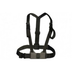 Chest Mount Black