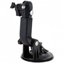 Suction cup Black
