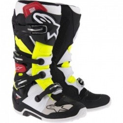 Tech 7 Black/Red/Yellow