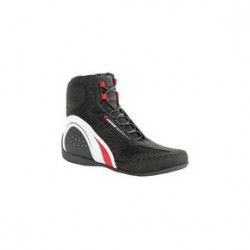 Motorshoe Lady Air Black/White/Red