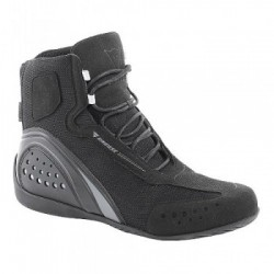 Motorshoe Lady D-WP JB Black/Black/Antracite
