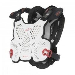 A-1 Roost White/Black/Red