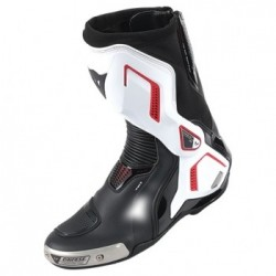 Torque D1 out air boots Black White Lava-Red