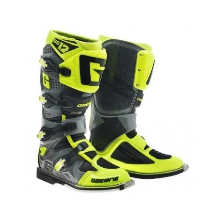 SG-12 Black/Yellow Fluo