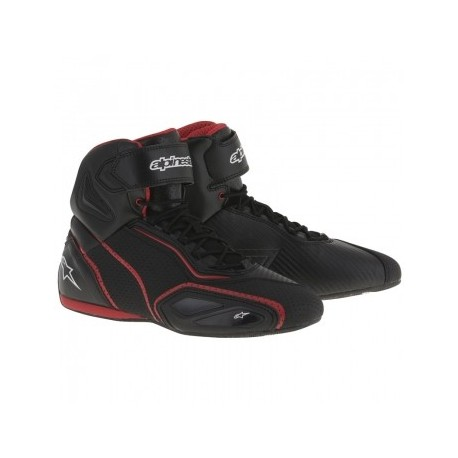 Faster 2 Vented Black/Red