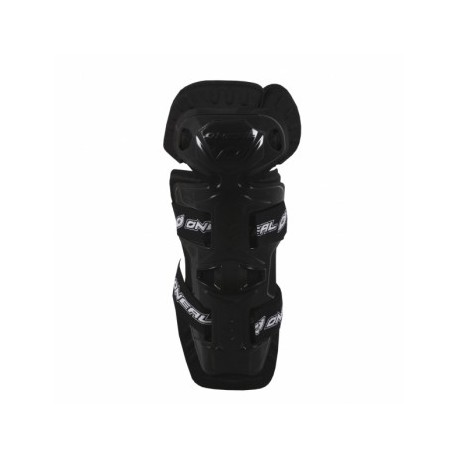 Pro III carbon Knee youth Black