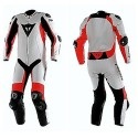 D-AIR Racing Misano White/Red-Fluo/Black