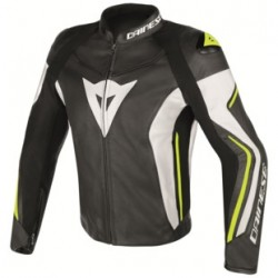 Assen Black/white/Yellow Fluo