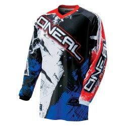 Element Shocker Youth Black/Blue/Red