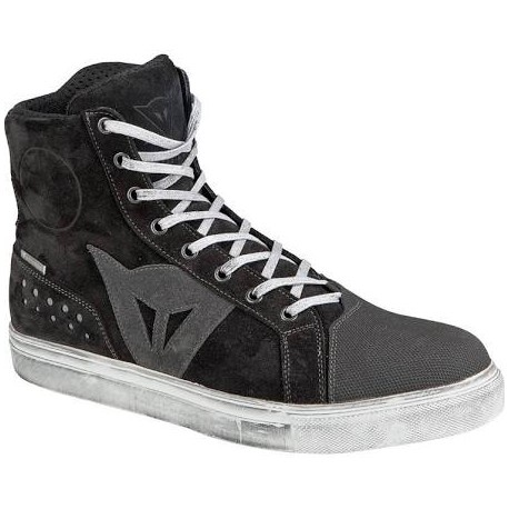 Street Biker D-WP Black/Anthracite