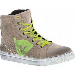 Street Biker Air Sand/Green Apple