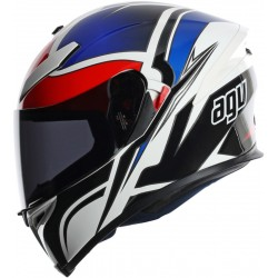 K5 S Roadracer White/Red/Blue