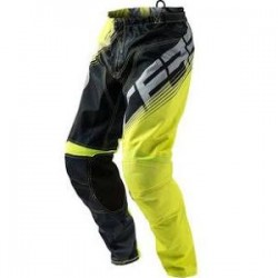 Flashover Pants Yellow Fluo