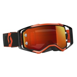 Prospect 2019 Goggle Black/Fluo Orange