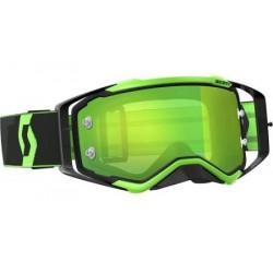 Prospect Goggle Black/Fluo Green