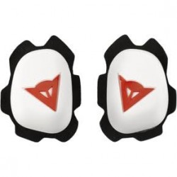 Knee Slider White/Red