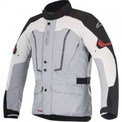 Vence Drystar Jacket Gray/Black