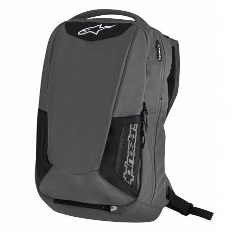 City Hunter Backpack Black/Gray
