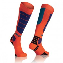 Mx Impact Sock Fluo Orange