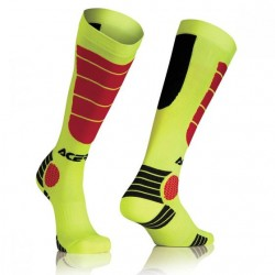 Mx Impact Sock Fluo Yellow