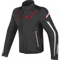 Stream Line D-Dry Jacket Black/Red/White