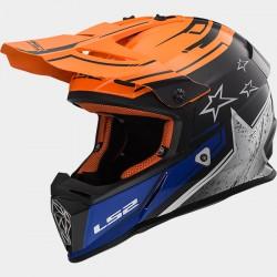 MX437 Fast Core Black/Orange