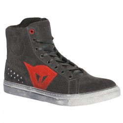 Street Biker Air Carbon/Dark Red