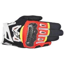 Smx 2 Air Carbon V2  Black/Red Fl/White/Yellow Fl