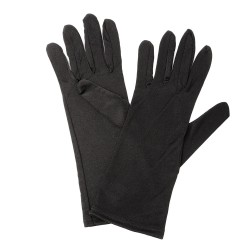 Galahad Gloves Seta Black