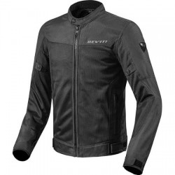 Eclipse Jacket Black