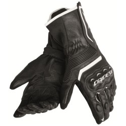 Assen Gloves Black/White