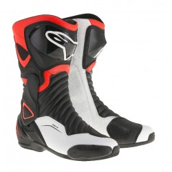 SMX-6 V2 Black Red Fluo White