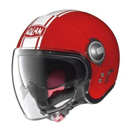 N21 Visor Duetto Corsa Red