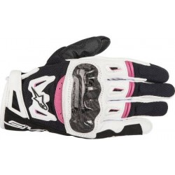 Stella SMX-2 AIr Carbon V2 Glove Black/Fuchsia