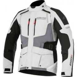 Andes V2 Drystar Jacket Light Gray Black