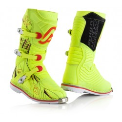 stivale Shark Junior Yellow Fluo/Black