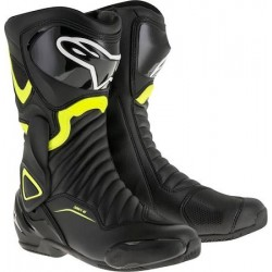 SMX-6 V2 Black Yellow Fluo