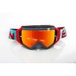 Top Mx0539 Azzurro/Rosso Dirt