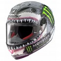 Race-R Pro Limited Edition White Shark Matt Lorenzo