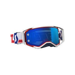Prospect Goggle Red White