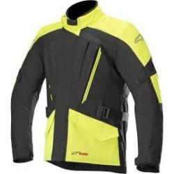 Volcano Drystar Jacket Black Yellow