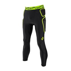 Trail Pants Lime Black