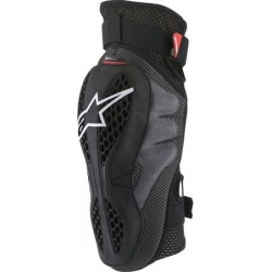 Sequence Knee Protector Black Red