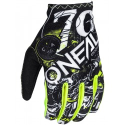 Matrix Attak Glove Black/Hi-Viz