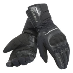 Solarys Long Gore Tex Gloves Black