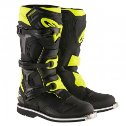 Tech 1 Black Yellow Fluo