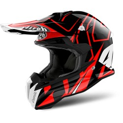 Terminator Open Vision Shock Red