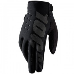Brisker Gloves Neoprene Black