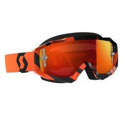 Hustle MX Black/Orange